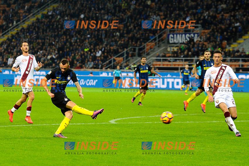 Occasione Marcelo Brozovic Inter<br /> Milano 26-10-2016 Stadio Giuseppe Meazza - Football Calcio Serie A Inter - Torino. Foto Giuseppe Celeste / Insidefoto
