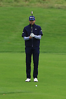Benjamin Hebert (FRA) on the 13th fairway during Round 4 of the Amundi Open de France 2019 at Le Golf National, Versailles, France 20/10/2019.<br /> Picture Thos Caffrey / Golffile.ie<br /> <br /> All photo usage must carry mandatory copyright credit (© Golffile | Thos Caffrey)