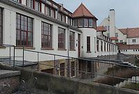 Dresden Hellerau - Festspielhaus und Gartensiedlung sowie Werkstätten Hellerau. Foto: Norman Rembarz