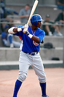 Charles Thomas ---  AZL Cubs - 2009 Arizona League.Photo by:  Bill Mitchell/Four Seam Images.