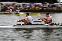 Race 9 - Goblets - Cook & McBrierty vs Demey & Jonville