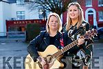 Jennifer Bowler and Caroline Bailey who appeared on Irelands Got Talent.