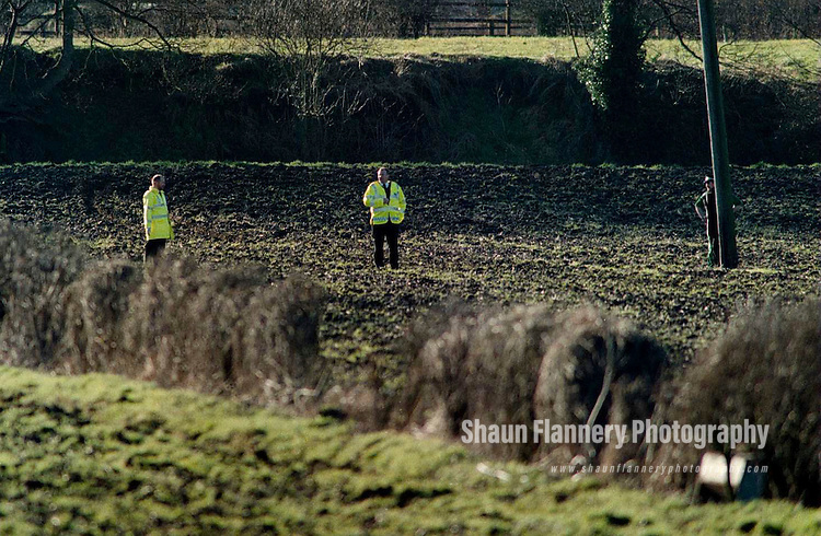 Pix: Shaun Flannery/shaunflanneryphotography.com...COPYRIGHT PICTURE>>SHAUN FLANNERY>01302-570814>>07778315553>>..22nd January 1999...............Four men were killed near Mattersey in North Notts after an RAF Tornado bomber smashed into a Cessna light aircraft in a mid-air collision.
