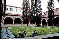 Florence: Cloister--Santa Maria Novella, 1278-1350. Photo '83.