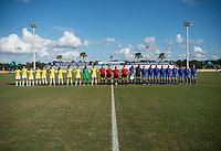 Brazil U-20 vs Finland, December 7, 2017