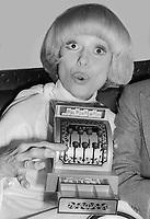 JAN 14 Carol Channing dies at 97