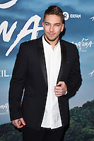 Matt Terry<br /> at the Cirque du Soleil &quot;Amaluna&quot; 1st night, Royal Albert Hall, Knightsbridge, London.<br /> <br /> <br /> &copy;Ash Knotek  D3218  12/01/2017