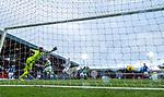 09.11.2019 St Johnstone v Hibs: Christian Doidge dinks in goal no 2