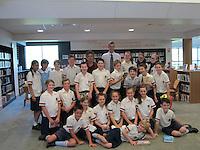 the Harker School - LS - Lower School - Diane Plauck, LS Math teacher, on her Australia trip, for Harker Quarterly Fall 2013 Milestones  - Photo by Diane Plauck