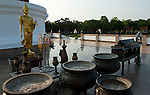 Nakhon Pathom - Thailand, February 25, 2012 -- Phuttamonthon, Puttamonthon, Buddha Monthon: a vast Buddhist park and centre at the outskirts of Bangkok; culture, religion -- Photo © HorstWagner.eu