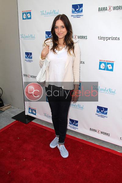 Jenny Mollen<br /> at the Milk + Bookies Story Time Celebration, Skirball Center, Los Angeles, CA 04-27-14<br /> David Edwards/DailyCeleb.Com 818-249-4998