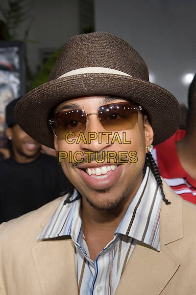 "LUDACRIS.At the ""Hustle & Flow"" Los Angeles Film Premiere,.held at the Arclight Cinerama Dome, .Hollywood, California, USA, 20th July 2005..portrait headshot hat sunglasses beard stubble.Ref: ADM.www.capitalpictures.com.sales@capitalpictures.com.©Zach Lipp/AdMedia/Capital Pictures."
