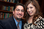 Portrait of Richard Cantu, Director of Service with Cecillia Sauceda
