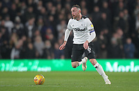 Derby County's Richard Keogh<br /> <br /> Photographer Mick Walker/CameraSport<br /> <br /> The EFL Sky Bet Championship - Derby County v Nottingham Forest - Monday 17th December 2018 - Pride Park - Derby<br /> <br /> World Copyright © 2018 CameraSport. All rights reserved. 43 Linden Ave. Countesthorpe. Leicester. England. LE8 5PG - Tel: +44 (0) 116 277 4147 - admin@camerasport.com - www.camerasport.com