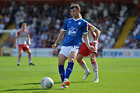 Jonny Smith of Tranmere Rovers during Stevenage vs Tranmere Rovers, Sky Bet EFL League 2 Football at the Lamex Stadium on 4th August 2018