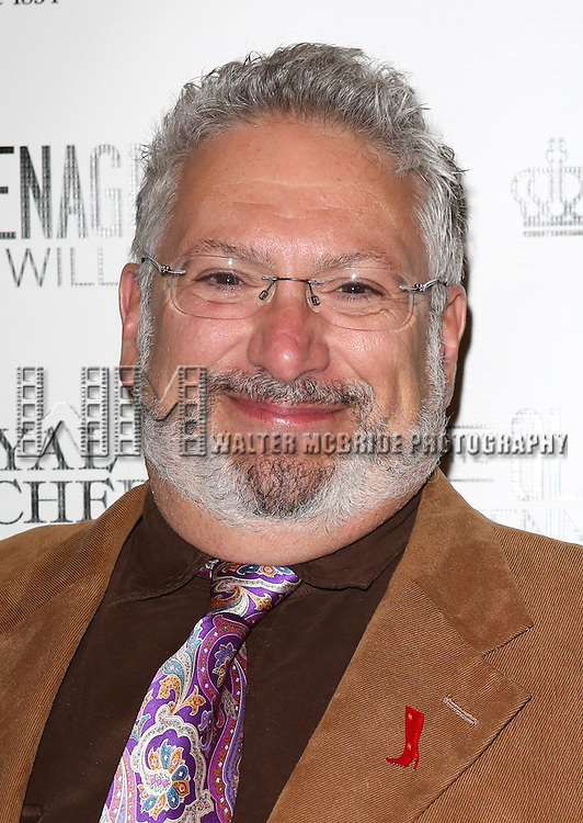 Harvey Fierstein  attends the Broadway Opening Night Performance of 'The Glass Menagerie' at the Booth Theatre in New York City on September 16, 2013.