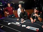 "Team Pokerstars Pro Vanessa Selbst and Michael ""The Grinder"" Mizrachi"
