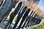 nasher sculpture garden<br /> dallas, texas