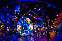 Mission:Space, Epcot, Walt Disney World, Orlando, Florida USA