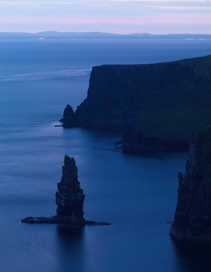 Cliffs of Moher Burren region Ireland