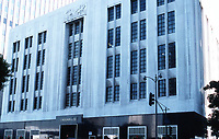 Los Angeles:  I. Magnin Wilshire Boulevard Store. Designed by Myron Hunt, Art Deco style. Opened in 1939.