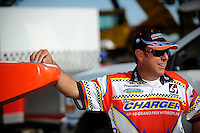 """Dean Rojas, owner, GP-10 """"The Charger"""" (Grand Prix Hydroplane(s)"""