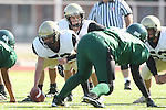 October 8, 2009: Emmett Monaham (#52), Matt Imwalle (#17)