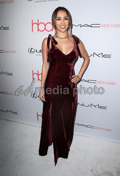 19 February 2017 - Hollywood, California - Danielle Lombard. 3rd Annual Hollywood Beauty Awards held at Avalon Hollywood. Photo Credit: AdMedia