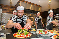 Pizza Express Opening - East Midlands Designer Outlet ... Pizzaiola Massimo