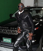 "UPLAND, CA - JULY 13: ""International Supermodel Sam Sarpong Cover shoot for Phat Magazine Inc"" Fall Issue - Behind the scenes on July 13, 2013 in Upland, California. (Photo by Celebrity Monitor)"
