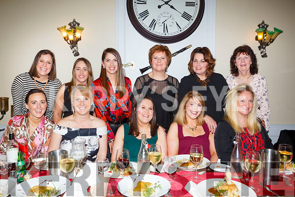 Girls night in Denny Lane Restaurant on Saturday night last.