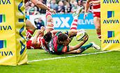 2017 Aviva Premiership Rugby Leicester v Gloucester Sep 16th