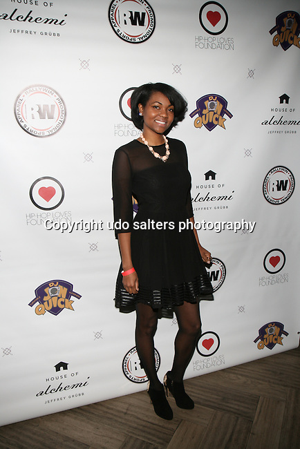 DJ Jon Quick's 5th Annual Beauty and the Beat: Heroines of Excellence Awards Honoring AMBRE ANDERSON, DR. MEENA SINGH,<br /> JESENIA COLLAZO, SHANELLE GABRIEL, <br /> KRYSTAL GARNER, RICHELLE CAREY,<br /> DANA WHITFIELD, SHAWN OUTLER,<br /> TAMEKIA FLOWERS Held at Suite 36, NY