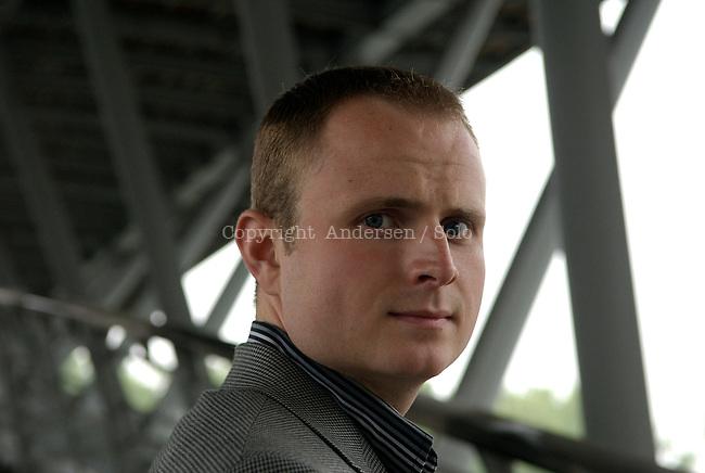 Michael Koryta, american crime novelist.