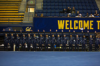 Cal Gymnastics M vs Cal Open, March 4, 2017