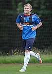 Martyn Waghorn at training