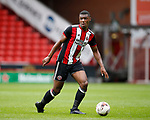 Sam Graham of Sheffield Utd during the Professional Development U23 match at Bramall Lane, Sheffield. Picture date 4th September 2017. Picture credit should read: Simon Bellis/Sportimage