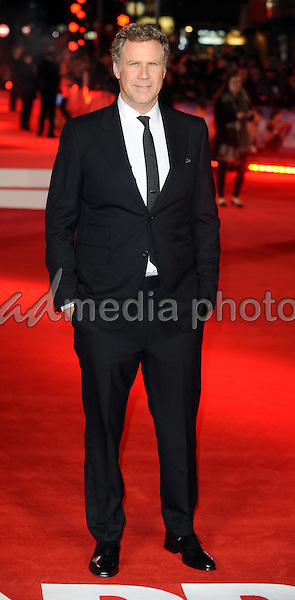 """09 December 2015 - London, England - Will Ferrell. """"Daddy's Home"""" Movie Premiere held at Vue West End in London. Photo Credit: Kate Green/Alpha Press/AdMedia"""