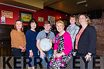 Pictured at the lunch of the 2017 Fleadh By The Feale in Murphy's Bar, last Friday night was front l-r: Norma O'Neill Collins, Nora Quill, Micháel Broderick, Maureen Murphy, Josephine Mulvihill and Margaret Lynch