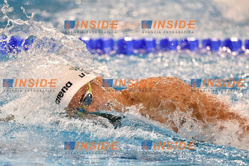 Chad Le Clos SAF Men's 200m Freestyle <br /> Doha Qatar 03-12-2014 Hamad Aquatic Centre, 12th FINA World Swimming Championships (25m). Nuoto Campionati mondiali di nuoto in vasca corta.<br /> Photo Andrea Staccioli/Deepbluemedia/Insidefoto