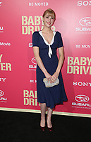 """LOS ANGELES, CA June 14- Yvonne Zima, At Premiere Of Sony Pictures' """"Baby Driver"""" at The Ace Hotel, California on June 143, 2017. Credit: Faye Sadou/MediaPunch"""