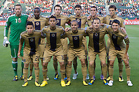 Philadelphia Union starting eleven. The Philadelphia Union and CD Chivas USA played to 1-1 draw at Home Depot Center stadium in Carson, California on Saturday evening July 3, 2010..