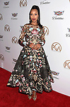 BEVERLY HILLS, CA - JANUARY 20: Actress/producer Kerry Washington attends the 29th Annual Producers Guild Awards at The Beverly Hilton Hotel on January 20, 2018 in Beverly Hills, California.