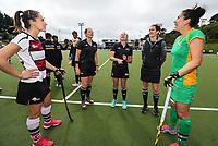 Women's final, North HArbour v Central.  National Hockey League Finals Day action, National Hockey Stadium, Wellington, New Zealand. Sunday 23 September 2018. Photo: Simon Watts/www.bwmedia.co.nz/Hockey NZ