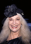 Sylvia Miles during the Crystal Apple Awards on June 10, 1998 at Gracie Mansion in New York City.