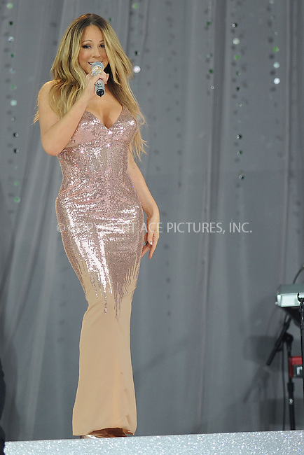 WWW.ACEPIXS.COM . . . . . .May 24, 2013...New York City....Mariah Carey performs on ABC's 'Good Morning America' at Rumsey Playfield, Central Park on May 24, 2013 in New York City.....Please byline: Kristin Callahan - ACEPIXS.COM.. . . . . . ..Ace Pictures, Inc: ..tel: (212) 243 8787 or (646) 769 0430..e-mail: info@acepixs.com..web: http://www.acepixs.com .