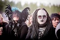 Nightwish paa Helviti.  Copenhell 2018 p&aring; Refshale&oslash;en i K&oslash;benhavn. Fire dage med rock, metal og dedikerede fans.<br /> <br /> Copenhell 2018 on Refshale Island in Copenhagen. Four days of rock, metal and dedicated fans.<br /> <br /> Foto: Jens Panduro<br /> <br /> Copenhagen, Copenhell, musikfestival, festival, musik, rockmusik, metal, hardcore, thrashmetal, punk, punkrock, metalcore, Refshale&oslash;en, Reffen, koncerter, rockkoncerter., Music Festival, Music, Rock Music, Thrash Metal, Refshale Island, Concerts, Rock Concerts.