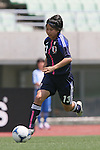 Mina Tanaka (JPN), .JUNE 17, 2012 - Football / Soccer : .Women's International Friendly match between U-20 Japan 1-0 U-20 United States .at Nagai Stadium, Osaka, Japan. (Photo by Akihiro Sugimoto/AFLO SPORT) [1080]