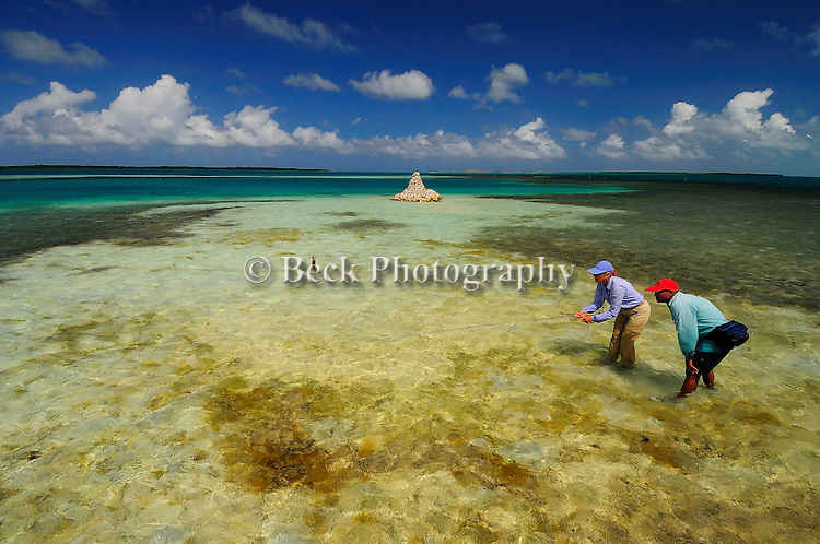 Guiding in Los Roques