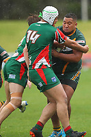 The Wyong Roos play West Rosellas in Round 2 of the Reserve Grade Newcastle Rugby League Competition at Morry Breen Oval on 26th of July, 2020 in Kanwal, NSW Australia. (Photo by Paul Barkley/LookPro)